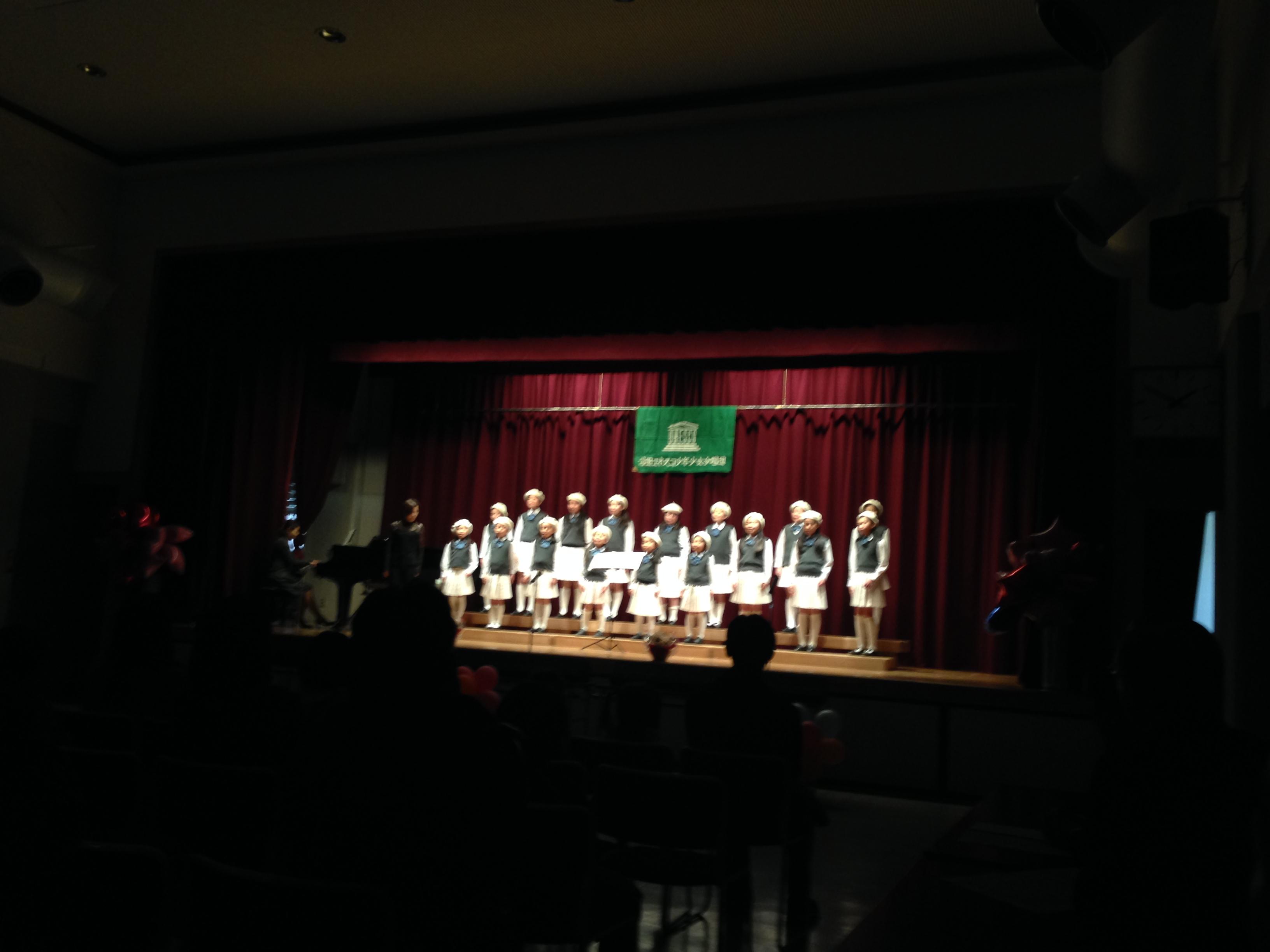 H26.3.23 第41回ユネスコ少年少女合唱団発表会